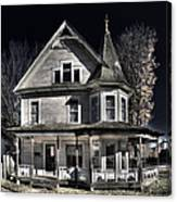 This Old House Version1 Canvas Print