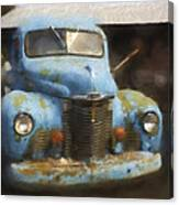 This Old Truck 13 Canvas Print