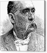 Thomas Dunn English Canvas Print