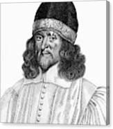 Thomas Goodwin  English Clergyman Canvas Print
