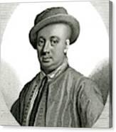 Thomas Hamilton, 6th Earl Of Haddington Canvas Print