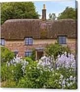 Thomas Hardy's Cottage Canvas Print