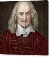 Thomas Hobbes Canvas Print