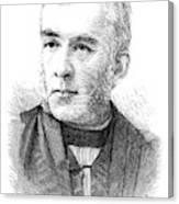 Thomas Wilkinson (1837-1914) Canvas Print