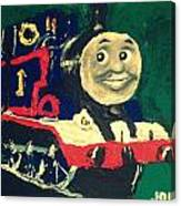 Thomasthetankengine Canvas Print