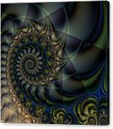 Thorn Roller Canvas Print