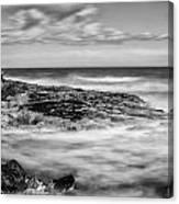 Thornwick Bay 3 Canvas Print