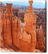Thors Hammer - Bryce Canyon Canvas Print