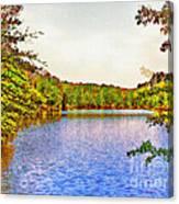 Thousand Trails Preserve Natchez Lake  Canvas Print