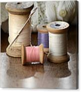 Thread And Mending Canvas Print