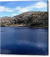 Threadbo Lake Panorama - Australia Canvas Print