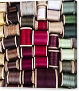 Threads I Canvas Print