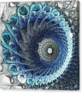 Threadwork Canvas Print