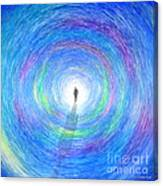 Through The Light Canvas Print