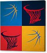 Thunder Ball And Hoop Canvas Print