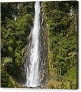 Thunder Creek Falls Canvas Print