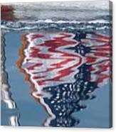 Thunderbird Ensign Canvas Print