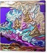 Thunderhead 3 Canvas Print