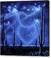 Thunderheart Canvas Print
