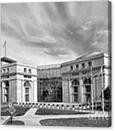 Thurgood Marshall Federal Judiciary Building Canvas Print