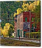 Thurmond Wv Canvas Print