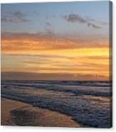 Topsail Island Sunup 2 Canvas Print