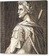Tiberius Caesar Canvas Print