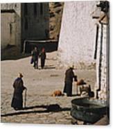 Tibet 2x2x2 By Jrr Canvas Print