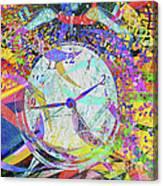 Tic Tac Canvas Print