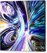 Tide Pool Abstract Canvas Print