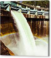 Tiger Creek Dam Canvas Print