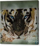 Tigerrr Canvas Print
