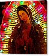 Tijuana Mary Canvas Print
