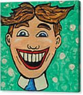 Tillies Surprise Canvas Print