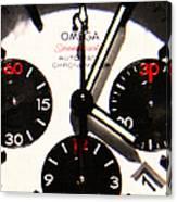Time Piece - 5d20658 Canvas Print
