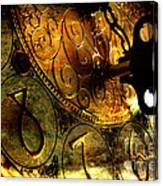 Time Secrets Canvas Print