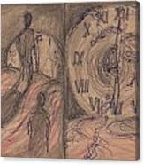 Time Slaves Canvas Print