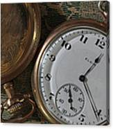 Time Squared 6 Canvas Print