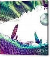 Time Surfer Canvas Print