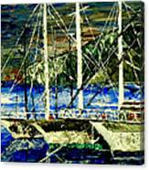 Time To Sail  Canvas Print