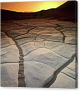 Timeless Death Valley Canvas Print