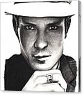 Timothy Olyphant Canvas Print