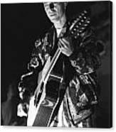 Tin Machine - David Bowie Canvas Print