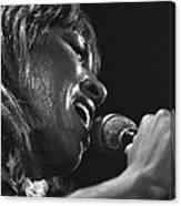 Tina Turner 1 Canvas Print