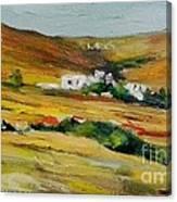 Tinos Canvas Print