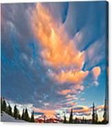 Tipsoo Sunrise Canvas Print