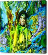 Titania-midsummers Night Dream Canvas Print
