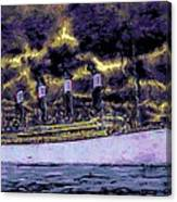 Titanic Screams Canvas Print