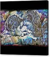 Titanic - True Love Canvas Print