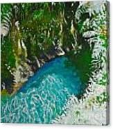 Titou Gourge  Canvas Print
